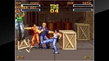 Pantalla NeoGeo Burning Fight