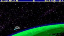 Pantalla Snail Trek - Chapter 1: Intershellar