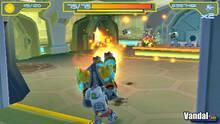 Pantalla Ratchet & Clank: El Tamaño Importa