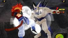 Pantalla Dragon Ball Z Budokai Tenkaichi 2