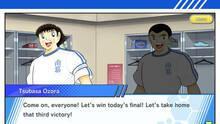 Pantalla Captain Tsubasa: Dream Team