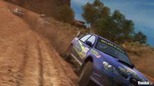 Pantalla Sega Rally