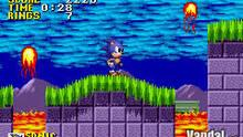 Pantalla Sonic the Hedgehog Genesis