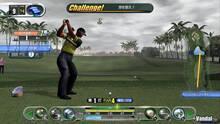 Pantalla Sega Golf Club