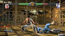 Pantalla Virtua Fighter 5