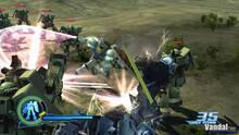 Pantalla Dynasty Warriors: Gundam