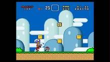 Pantalla Super Mario World CV