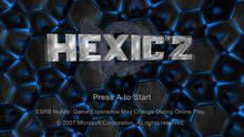 Pantalla Hexic HD XBLA