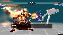 Pantalla Tekken Dark Resurrection PSN