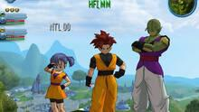 Pantalla Dragon Ball Online