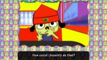 PaRappa the Rapper PSP