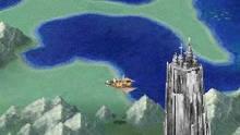 Pantalla Final Fantasy IV DS