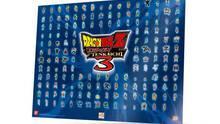 Pantalla Dragon Ball Z: Budokai Tenkaichi 3