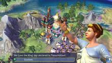 Pantalla Sid Meier's Civilization Revolution