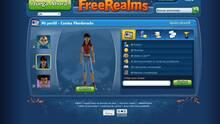 Pantalla Free Realms