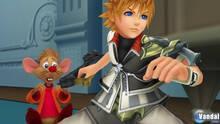 Pantalla Kingdom Hearts: Birth by Sleep