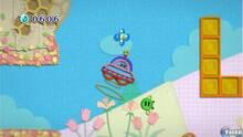Pantalla Kirby's Epic Yarn