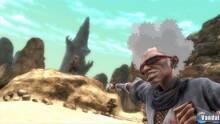 Pantalla Afro Samurai