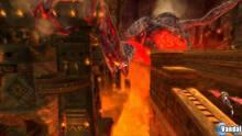 Pantalla Legend of Spyro: Dawn of the Dragon
