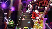 Pantalla Guitar Hero World Tour