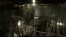 Pantalla Resident Evil Wii Edition