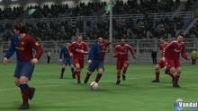 Pantalla Pro Evolution Soccer 2009