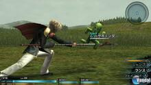 Pantalla Final Fantasy Type-0