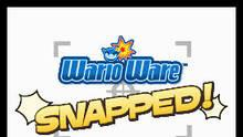 Imagen Wario Ware Snapped DSiW