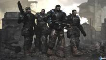 Pantalla Gears of War