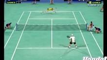 Pantalla Virtua Tennis 2