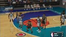 Pantalla NBA Courtside 2002