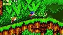Pantalla Sonic MegaCollection