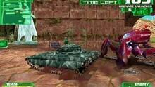 Pantalla Alien Front Online