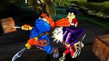 Pantalla Kung-Fu Chaos
