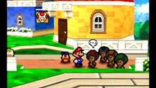 Pantalla Paper Mario