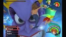 Pantalla Kingdom Hearts