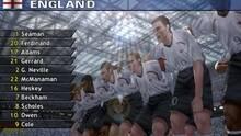 Pantalla Pro Evolution Soccer