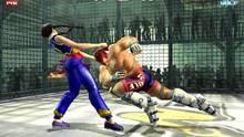 Pantalla Virtua Fighter 4