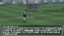Pantalla World Soccer Winning Eleven 6