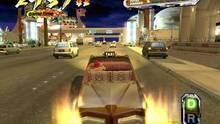 Pantalla Crazy Taxi 3