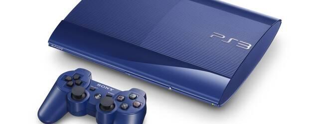 Las PS3 roja y azul llegar�n a Europa