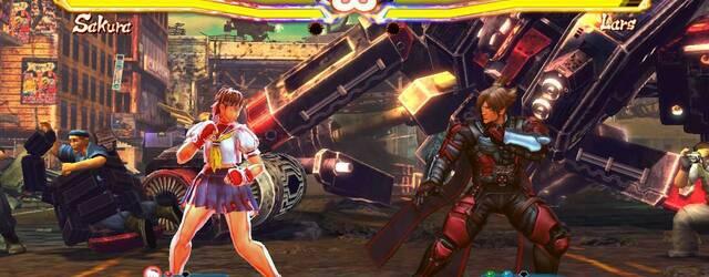 La versi�n 2013 de Street Fighter X Tekken se va a enero