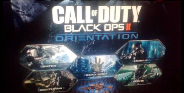 El supuesto descargable de COD: Black Ops II es falso