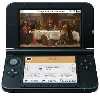 Nintendo nos recuerda la posibilidades de 3DS como audioguía