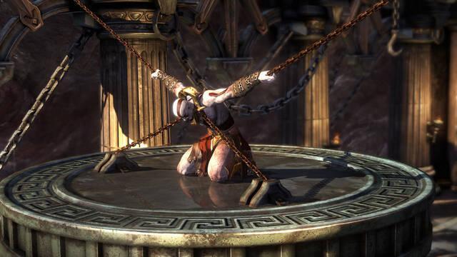 Descubre los 30 primeros minutos de God of War: Ascension en un nuevo v�deo