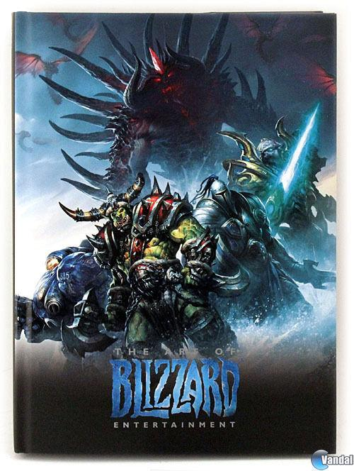 El libro The Art of Blizzard repasar la historia de Diablo, Starcraft y Warcraft