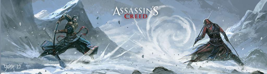 Imaginan un Assassin's Creed en China