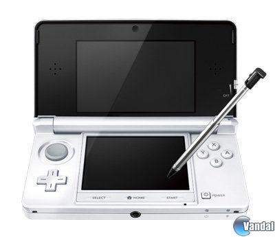 Japón recibe una Nintendo 3DS blanca 201110664527_1