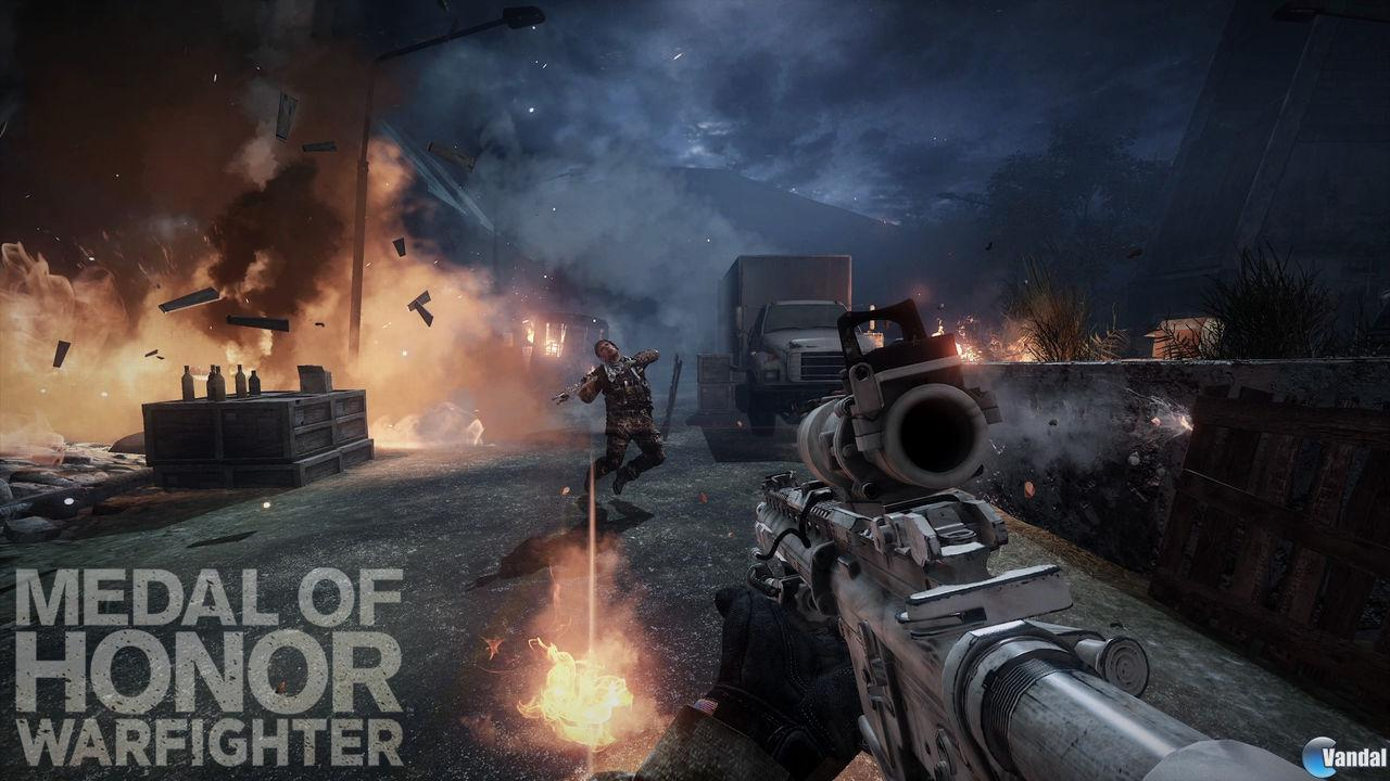Nuevas imgenes de Medal of Honor Warfighter