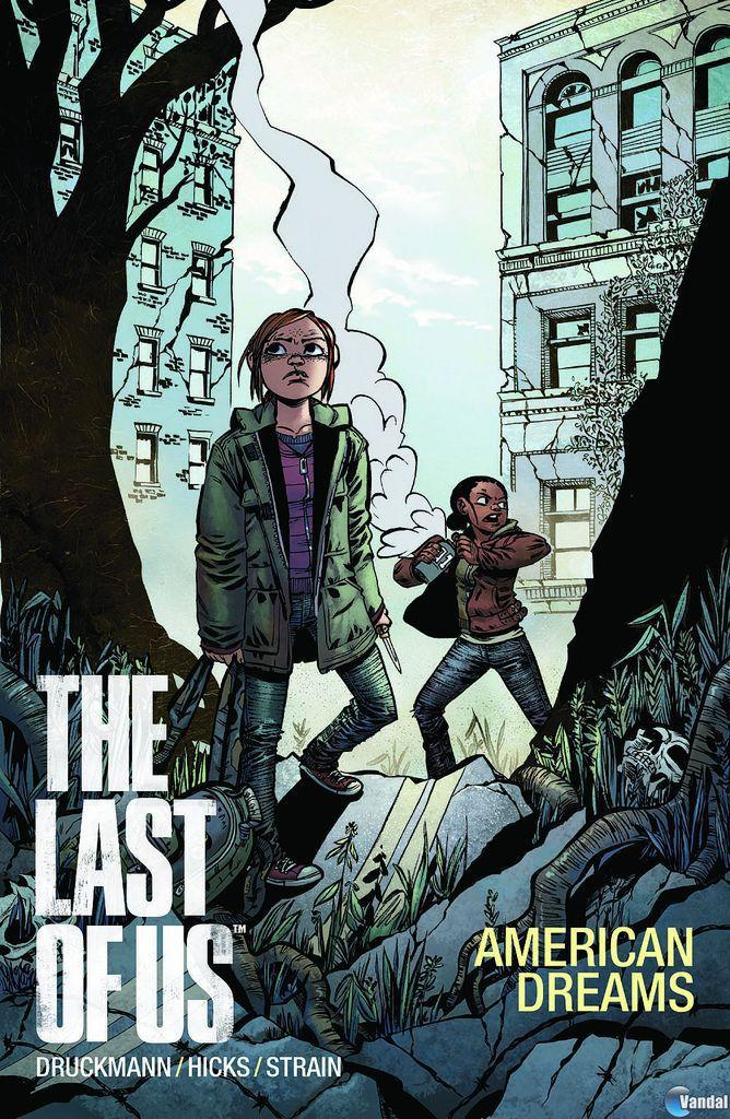 El c�mic de The Last of Us funcionar� como historia independiente